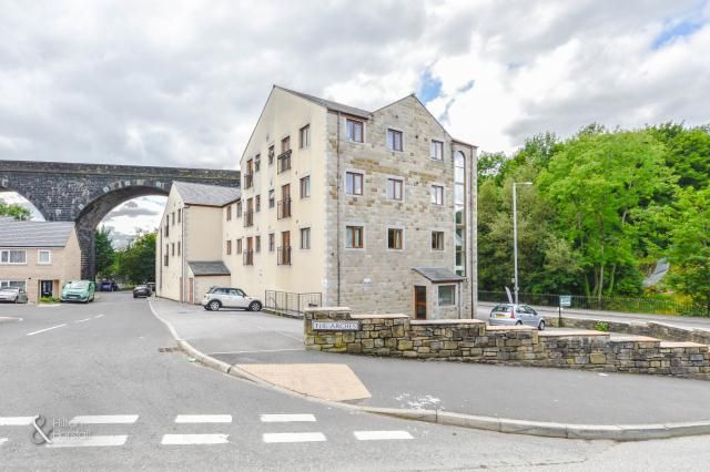 Thumbnail Flat to rent in 7 Cotton Mill Works, Knotts Lane, Colne, Lancashire