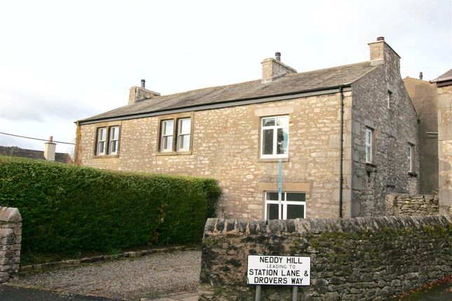 Thumbnail Semi-detached house for sale in Neddy Hill, Burton, Carnforth