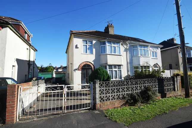 Thumbnail Semi-detached house for sale in Abbey Road, Westbury-On-Trym, Bristol