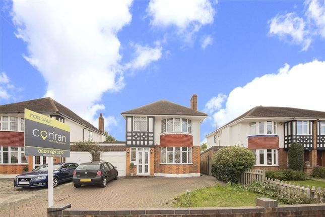 Thumbnail Link-detached house for sale in Upwood Road, Lee, London
