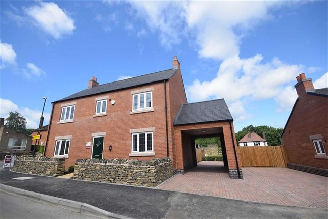 Thumbnail Detached house for sale in Foresters View, Crich Road, Fritchley