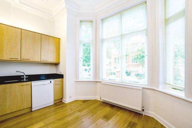 Thumbnail Flat to rent in Salisbury Road, London