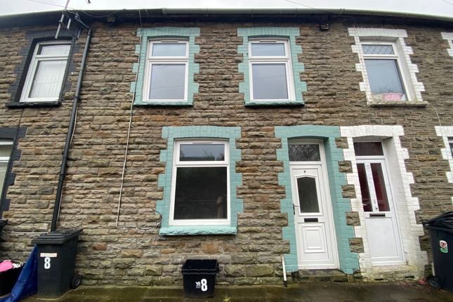 Thumbnail Terraced house for sale in Sarah Street, Merthyr Vale, Merthyr Tydfil