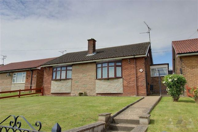 Thumbnail Detached bungalow to rent in Field Drive, Shirebrook, Mansfield, Nottinghamshire