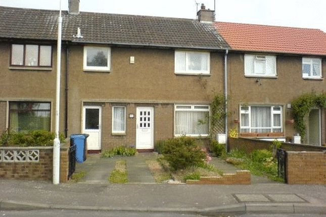 Thumbnail Terraced house to rent in Harris Drive, Kirkcaldy
