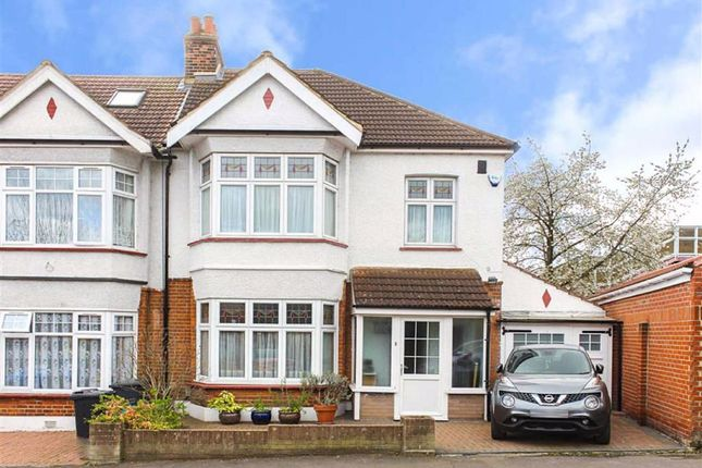 3 bed semi-detached house for sale in Reydon Avenue, Wanstead, London E11