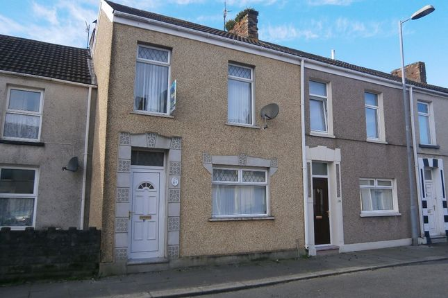 Thumbnail Terraced house for sale in Ropewalk Road, Llanelli