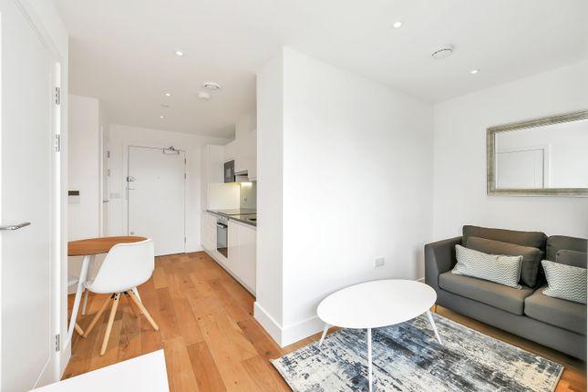 1 bed flat to rent in Edridge Road, East Croydon, London CR0