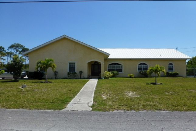 3 bed property for sale in Bahamas Terrace, Freeport, The Bahamas