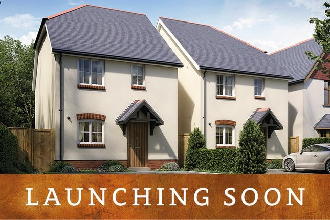 Thumbnail Semi-detached house for sale in The Fold, Home Farm, Exeter