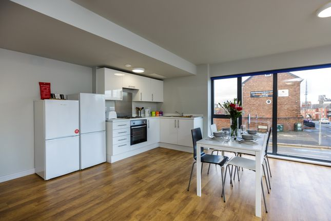 Thumbnail Flat to rent in Queensland Street, Liverpool