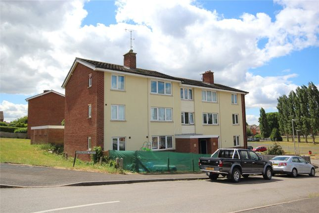 Thumbnail Flat for sale in Despenser Road, Priors Park, Tewkesbury, Gloucestershire