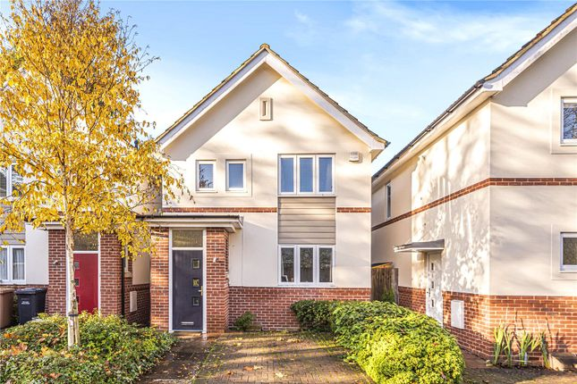 Thumbnail Detached house to rent in Hartswood, Mercer Way, Romsey, Hampshire