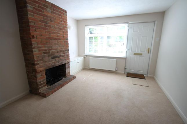 Thumbnail End terrace house to rent in St. Marys Court, Church Fields, West Malling