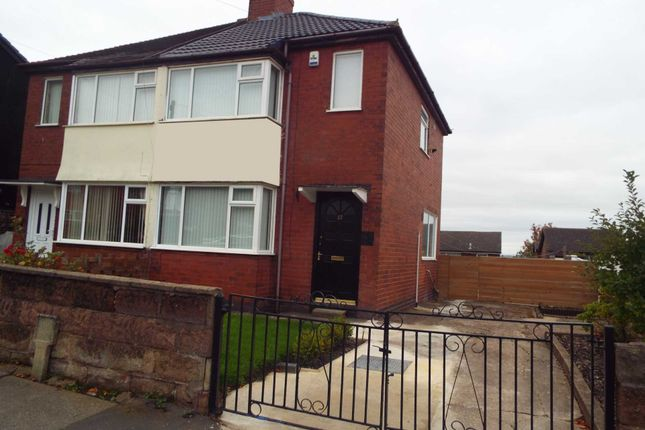 Thumbnail Semi-detached house to rent in Heathcote Street, Longton, Stoke-On-Trent