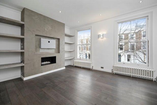 Thumbnail Flat to rent in Chesterton Road, North Kensington