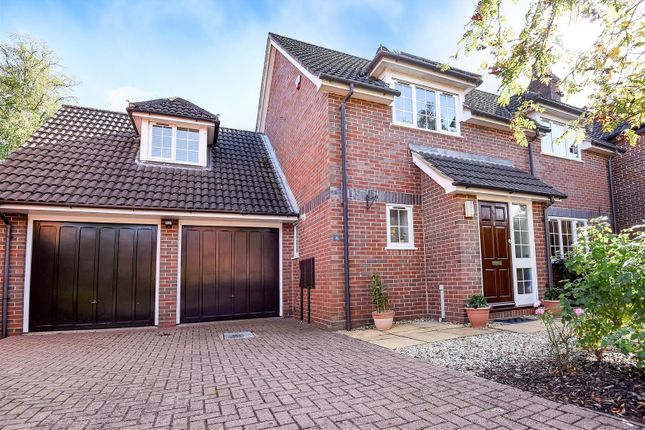 Thumbnail Detached house for sale in Manor Close, Brampton, Huntingdon