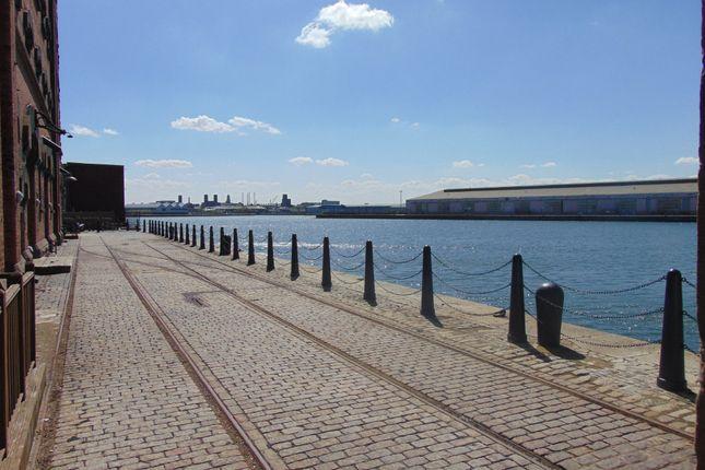 Thumbnail Flat to rent in Dock Road, Birkenhead