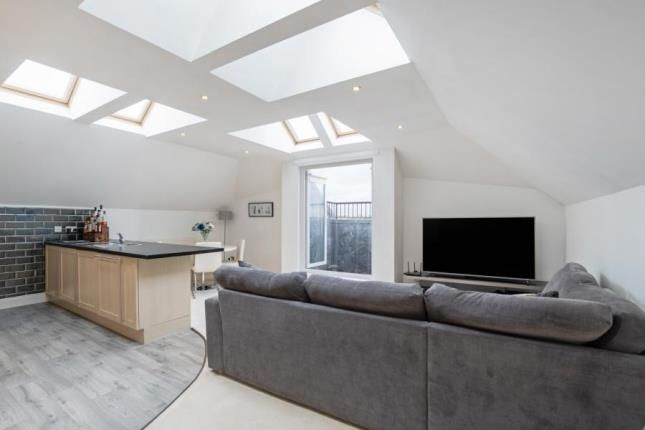 Lounge of Crow Road, Broomhill, Glasgow G11
