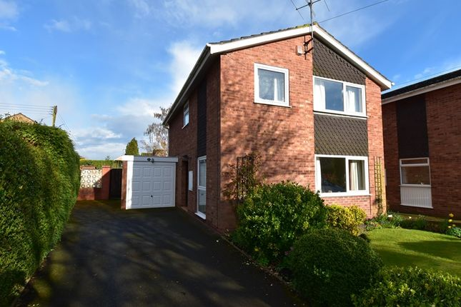 Thumbnail Link-detached house for sale in Newland Road, Droitwich