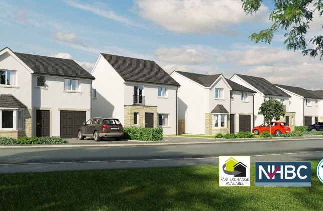 Thumbnail Property for sale in Fullerton Place, Patna, East Ayrshire