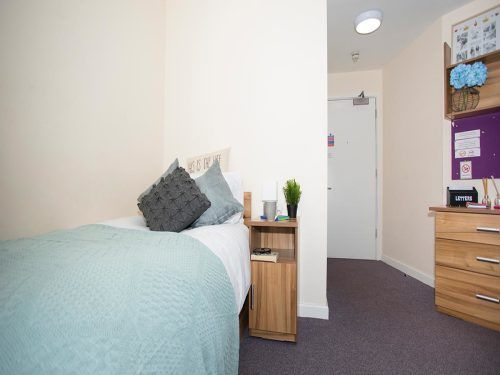 Thumbnail Property to rent in Deluxe En Suite, St Ebbes, Oxford