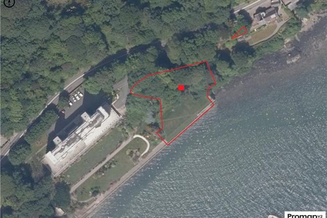 Thumbnail Land for sale in Glyn Garth Court, Glyngarth, Menai Bridge