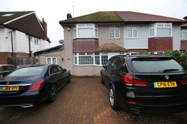 Thumbnail Semi-detached house to rent in London Road, Surrey