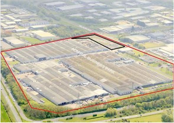 Thumbnail Industrial to let in Admiral Business Park, Admiral Business Park, Nelson Way, Cramlington