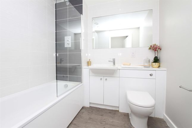 Bathroom of Plot 29, Movia Apartments, Bakers Road, Uxbridge UB8
