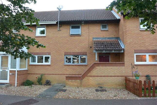 2 bed terraced house for sale in Chepstow Drive, Bletchley, Milton Keynes, Buckinghamshire