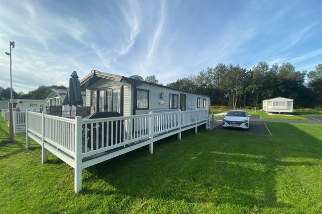 3 bed mobile/park home for sale in Hedley Woods, Bridgerule, Holsworthy EX22
