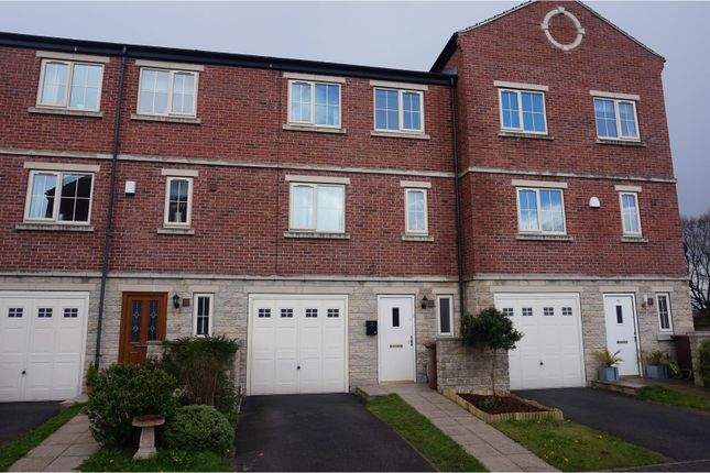 Thumbnail Terraced house for sale in Carlton Green, Normanton