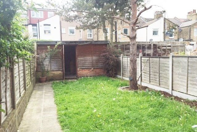 Thumbnail Terraced house to rent in Pretoria Road North, London