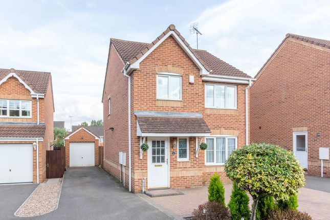 Thumbnail Detached house for sale in Crome Close, Wellingborough