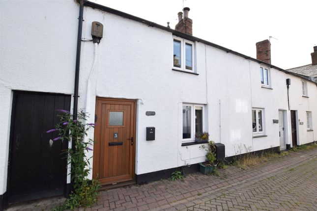 Thumbnail Terraced house to rent in Corner Gardens, Stratton, Bude