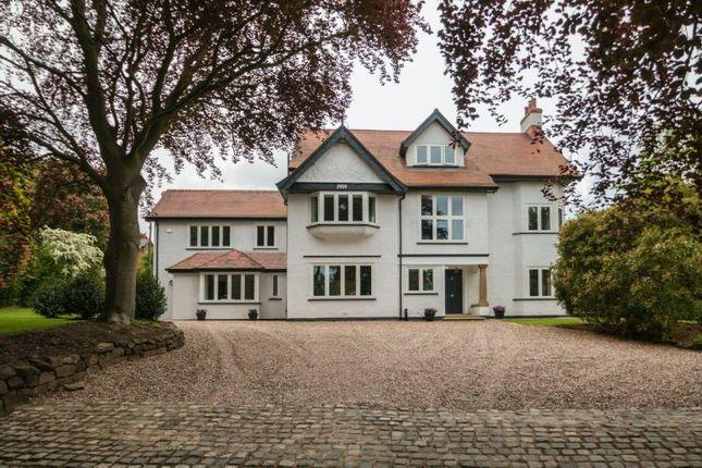 Thumbnail Detached house for sale in Oakmere, Park Drive, Hale