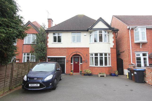 4 bed detached house for sale in Ashby Road, Hinckley