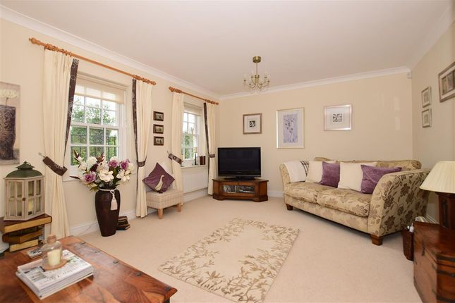 Thumbnail Town house for sale in Cleeve Court, Kings Hill, West Malling, Kent
