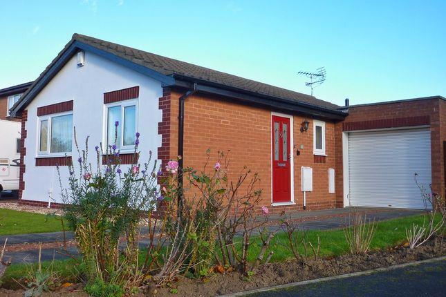 Thumbnail Detached bungalow to rent in Gorleston Way, Sunderland