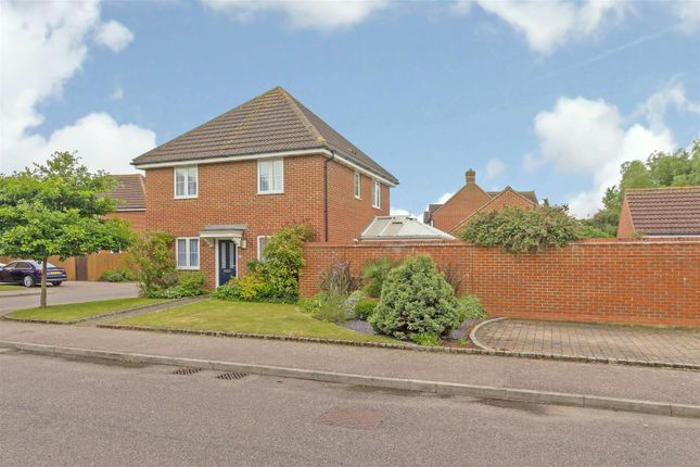 Thumbnail Detached house to rent in Maylam Gardens, Sittingbourne