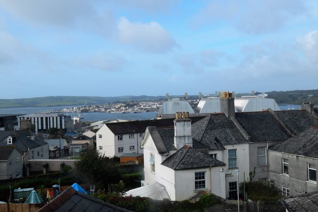 View From Lounge of Victoria Place, Stoke, Plymouth PL2