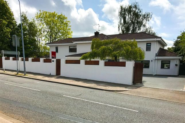 Thumbnail Detached house for sale in Pwllmelin Road, Llandaff, Cardiff