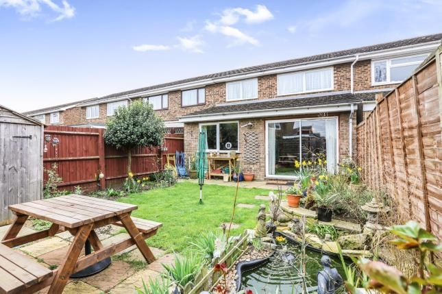 Thumbnail Terraced house for sale in Wilsheres Road, Biggleswade, Bedfordshire