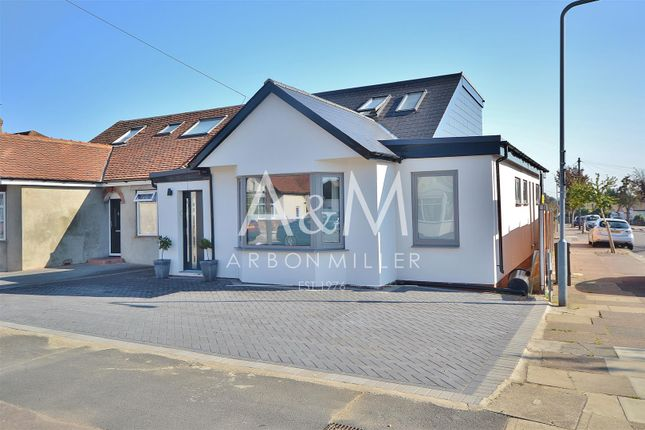 Thumbnail Semi-detached bungalow for sale in Kelston Road, Ilford