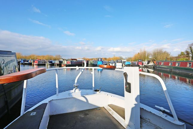 Deck (Main) of Packet Boat Marina, Packet Boat Lane, Uxbridge UB8