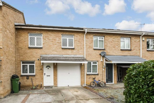 Thumbnail Terraced house for sale in Queens Road, Laindon, Basildon