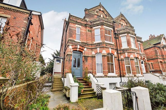 Thumbnail Flat to rent in Christ Church Road, Folkestone