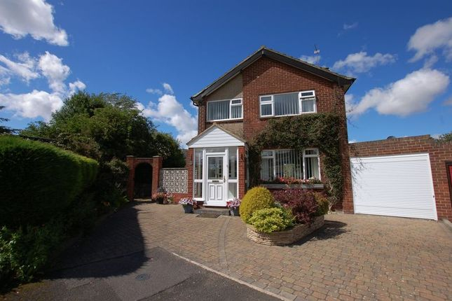 Thumbnail Detached house for sale in Pont View, Ponteland, Newcastle Upon Tyne