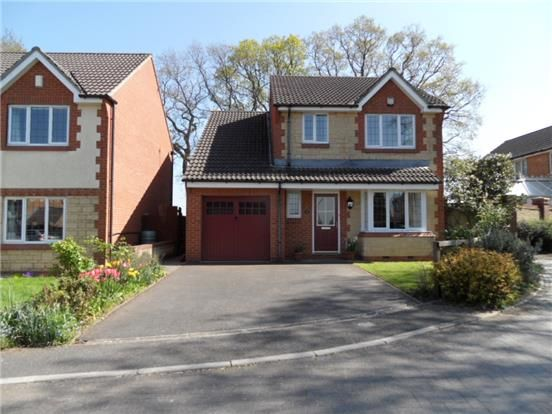 Thumbnail Detached house to rent in Oakwood Gardens, Coalpit Heath, Bristol